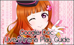 Live Arena Play Guide